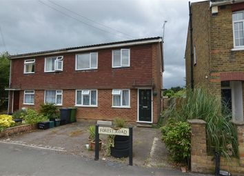 Thumbnail 2 bedroom maisonette for sale in Forest Road, Cheshunt, Cheshunt, Hertfordshire