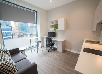 Thumbnail 1 bedroom property to rent in Redvers Tower, 3 Union Street, Sheffield