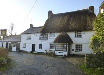 Thumbnail Pub/bar for sale in The New Inn, Manaccan, Helston