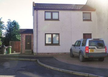 Thumbnail 2 bed semi-detached house to rent in Tweed Mill Brae, Forfar