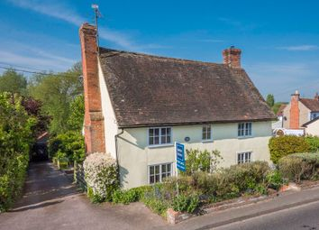 Thumbnail 4 bedroom detached house for sale in Upper Layham, Ipswich, Suffolk