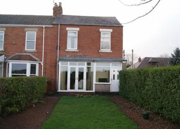 Thumbnail 3 bed end terrace house for sale in Manners Gardens, Seaton Delaval, Whitley Bay