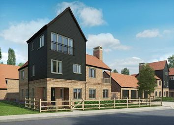 "Thumbnail 5 bed detached house for sale in ""The Collinson"" at Andover Road North, Winchester"