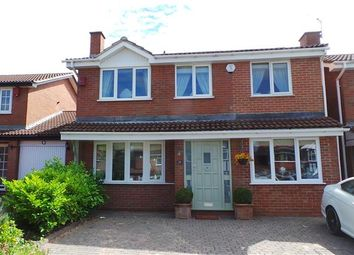 Thumbnail 4 bed detached house for sale in Shelley Drive, Sutton Coldfield