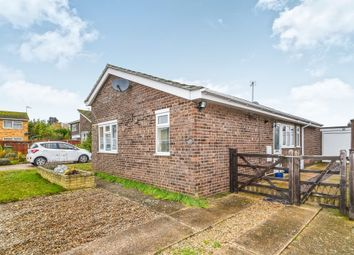 Thumbnail 3 bed detached bungalow for sale in Sycamore Close, South Wootton, King's Lynn