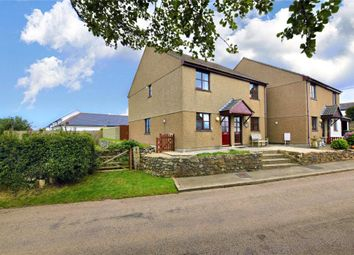 Thumbnail 3 bed semi-detached house for sale in Old Smithy Close, Marazion, Cornwall