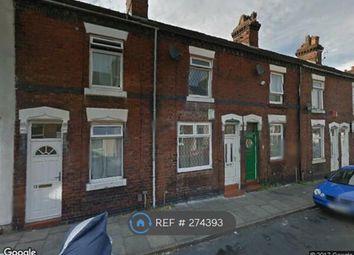 Thumbnail 3 bed terraced house to rent in Bond Sreet, Stoke On Trent