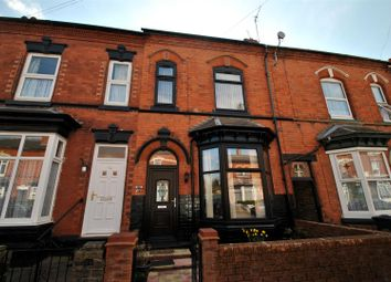 Thumbnail 4 bedroom terraced house for sale in Drayton Road, Kings Heath, Birmingham