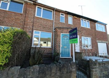 Thumbnail 2 bed terraced house for sale in Bullace Road, St Anns, Nottingham