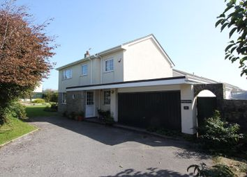 Thumbnail 4 bed detached house for sale in Llanmaes Road, Llantwit Major
