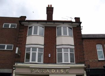 Thumbnail 1 bed flat to rent in London Road, Oadby, Leicester