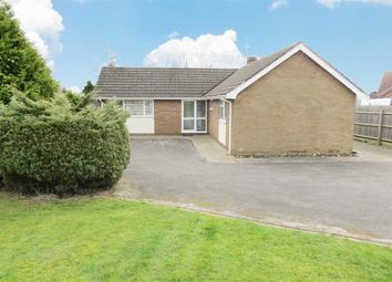 Thumbnail 3 bed detached bungalow for sale in Hawthorn Drive, Fen Road, Billinghay, Lincoln