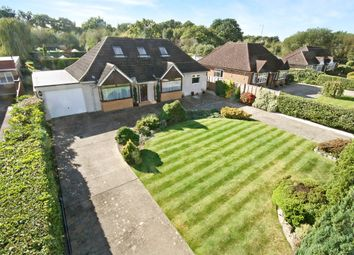 Thumbnail 4 bed detached bungalow for sale in Smallfield Road, Horley, Surrey