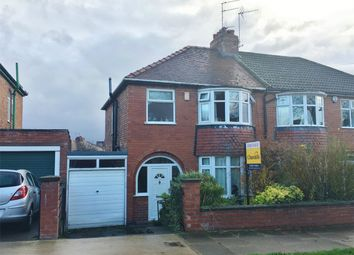 Thumbnail 3 bed terraced house for sale in Nunthorpe Grove, York