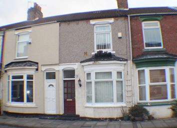 Thumbnail 3 bed terraced house to rent in Kildare Street, Middlesbrough