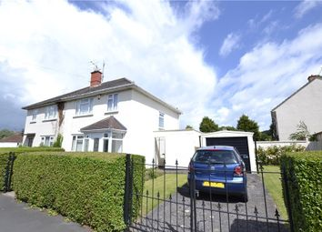 Thumbnail 3 bed semi-detached house for sale in Brentry Lane, Bristol