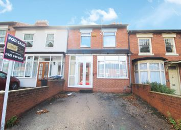 3 bed terraced house for sale in Dunsmore Road, Hall Green, Birmingham B28