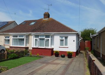 Thumbnail 2 bed semi-detached bungalow for sale in Beverly Close, Gosport