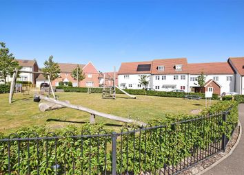 Thumbnail 2 bed terraced house for sale in Hedgerows, Hoo, Rochester, Kent