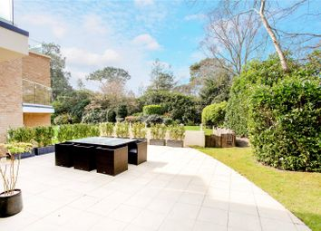 Thumbnail 3 bed flat for sale in Chine View, 5 Westminster Road, Poole