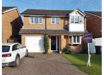 Thumbnail 4 bed detached house for sale in Leygate View, High Peak