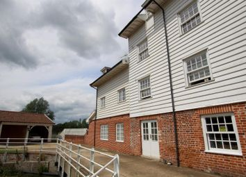 Thumbnail 1 bedroom flat for sale in Paper Mill Lane, Bramford, Ipswich