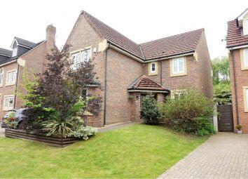 Thumbnail 4 bed detached house for sale in Rudheath Lane, Sandymoor, Runcorn