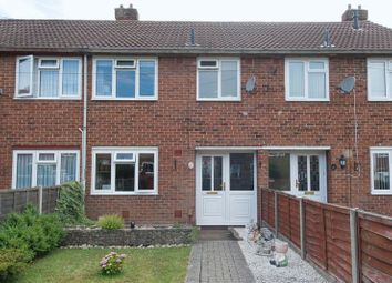 Thumbnail 2 bed terraced house for sale in Gentian Close, Chatham
