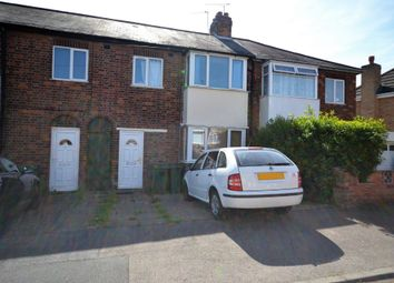 Thumbnail 3 bed terraced house for sale in Leyland Road, Braunstone, Leicester