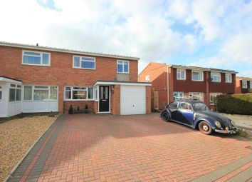 Thumbnail 3 bed semi-detached house for sale in 47 Britten Drive, Malvern, Worcestershire