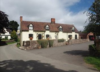 Thumbnail Pub/bar for sale in The Bottle & Glass, Picklescott, Church Stretton, Shropshire