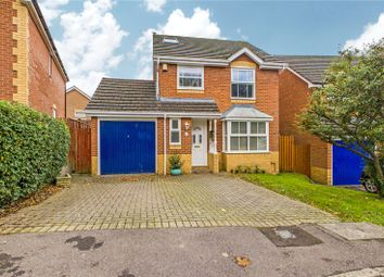 Thumbnail 4 bed detached house for sale in Withy Close, Tilehurst, Reading