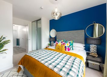 Thumbnail 1 bed flat for sale in Newmarket Road, Cambridge