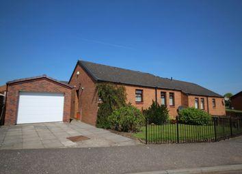 Thumbnail 2 bed bungalow for sale in Braeside Crescent, Kirkmuirhill, Lanark