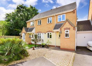 Thumbnail 3 bed semi-detached house for sale in Linfield Copse, Thakeham, West Sussex