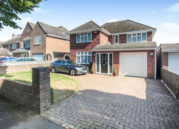 Thumbnail 4 bedroom detached house for sale in Osborne Road, Dunstable