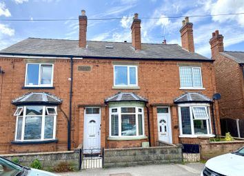 Thumbnail 4 bed terraced house for sale in London Road, Balderton, Newark