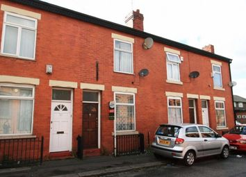 Thumbnail 2 bed terraced house for sale in Pink Bank Lane, Longsight, Manchester