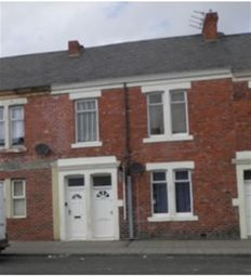 Thumbnail 2 bedroom flat to rent in Welbeck Road, Walker, Newcastle Upon Tyne