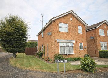 Thumbnail 4 bed detached house for sale in Demswell, Brixworth, Northampton