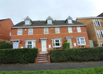 Thumbnail 3 bed town house for sale in Chasewater Drive, Norton, Stoke-On-Trent