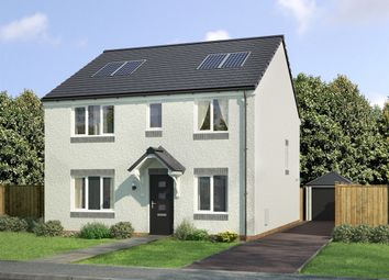 "Thumbnail 4 bed detached house for sale in ""The Thurso"" at Cupar Road, Guardbridge, St. Andrews"