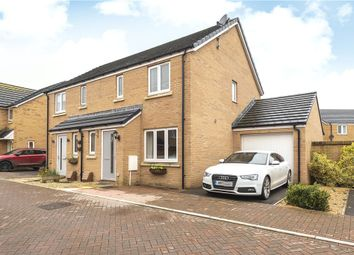 Thumbnail 3 bed semi-detached house for sale in Swanmead Drive, Ilminster, Somerset