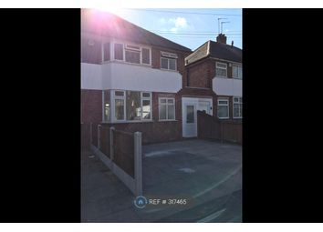 Thumbnail 3 bed semi-detached house to rent in Horrell Road, Birmingham