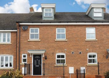 Thumbnail 3 bed terraced house for sale in Charlecote Way, Middlemore, Daventry