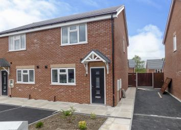 Thumbnail 2 bed town house for sale in Balmoral Road, Borrowash, Derby