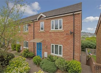 Thumbnail 3 bedroom end terrace house for sale in Frobisher Road, Newton Abbot, Devon.