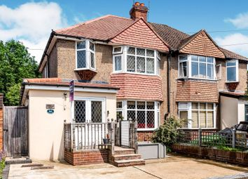 3 bed semi-detached house for sale in Overdale, Ashtead KT21