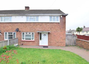 Thumbnail 3 bedroom semi-detached house for sale in St. Margarets Crescent, Gravesend, Kent