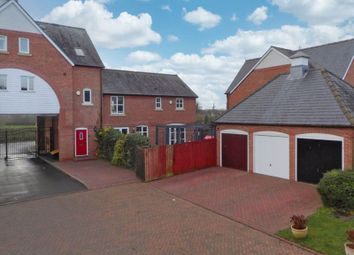 Thumbnail 3 bed mews house to rent in St. Clements Court, Weston, Cheshire